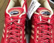 9.5inch 2002 Fifa World Cup Spike Sports Soccer Shoes Men Coca-cola Unuse 8jj