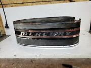 1970s Mercury Outboard Motor 65hp Wraparound Cowling