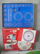 Vintage 1967 Kenner Spirograph No 401 In Box Near Complete No Pens