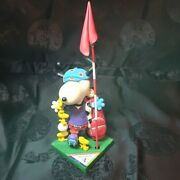 Snoopy Jolly Golfer Peanuts On Parade Signed By The Designer David Kamish