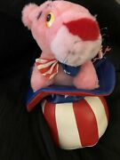 Vintage 1998 Plush Pink Panther By United Artist Pictures