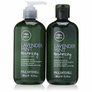 Paul Mitchell Tea Tree Lavender Mint Shampoo And Conditioner 10.4 Oz 1day Ships