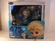 Frozen Ana And The Snow Queen Nendoroid Elsa And Ana Figure