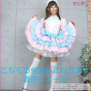 Akihabara Maid Dress Candy Fruit Limited Cosplay Original From Japan F/s 9c
