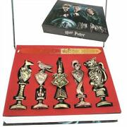 Harry Potter's Sealing Wax Collection Box Very Rare Unused Hogwarts