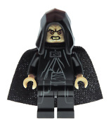 New Lego Emperor Palpatine From Set 75291 Star Wars Ep 4/5/6 Sw1107
