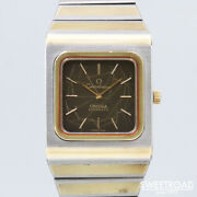 Omega Constellation Ref.155.0021 Vintage Cal.711 Square Automatic Mens Watch