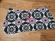 Thirty One Suite Skirt Purse Cover Pink Pop Medallion-10th Anniversary Nwop