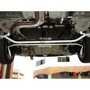 Ultra Racing 2-point Rear Lower Bar For Toyota Yaris Xp90 1.5 And03905-and03913 Rl2-406