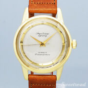 Citizen Deluxe Para Water Guppy 1960s Manual White Stainless Ladies Watch[b1025]