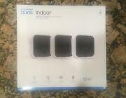 All New Blink Indoor 2nd Generation 3 Security Camera - 3 Camera Kit