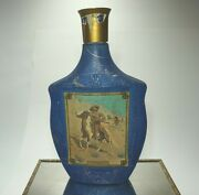 Vintage Jim Beam, Beam's Choice Collector Bottle, The Scout Frederic Remington