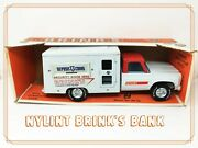 💰 1975 Nylint Pressed Steel Chevrolet Brinks Armored Truck Bank No. 4170 💸