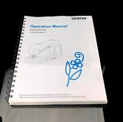 Brother Dreamweaver Xe Vm6200d Sewing Machine Manual User Guide Color Copy