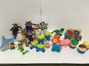 Toy Story Set Of Assorted Figures Lots Of Numbers From Japan D8