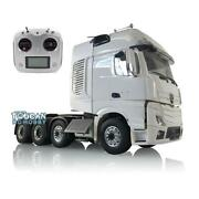 Rc Tractor Truck Lesu Metal Chassis Motor Radio 402a 1/14 Hercules Actros Cabin