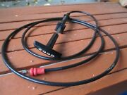Nos 1971-75 Chevrolet Pontiac Olds Buick Hood Latch Release Control Cable