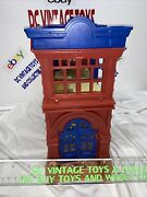 Police Academy The Precinct Police Station First Shot Prototype Kenner 1989