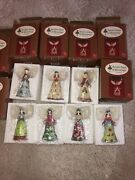 New Twelve Days Of Blessings Christmas Ornament Seven Different Boxes