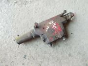 International 656 Hydro Rc Tractor Original Ih Outside Hydraulic Valve And Bolts