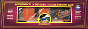 O Scale Rail King/ Mth 20-93255 Mlb Baltimore Orioles Double Door 50' Boxcar