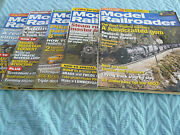 5-for-1 Model Railroader -build Fascias And Valances 2005, 2006 2007 Mast. Layout