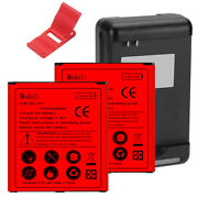 6270ma Spare Battery Wall Charger Bracket For Samsung Galaxy S4 Sch-i545 Verizon