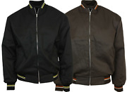 Mens Monkey Jacket Made In England In Black And Brown