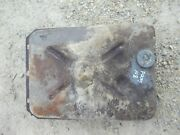 Ford 8n 8 N Running Tractor Gas Tank W// Cap Ready To Use