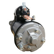 New Starter Fits Ford Tractor 9600 9700 Tw-10 Tw-15 26339a 26339j 26339d 26339e