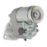 New Imi Starter Fits Ford Tractor 1900 3-87 Shibaura Diesel Sba18508-6350 S1332