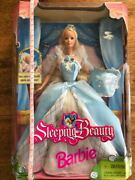 Vintage Barbie Doll Sleeping Beauty Collector Edition Unopend Rare From Japan 8u