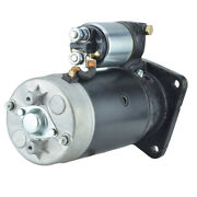 New 24v 9 Tooth Starter Fits Iveco Fiat Lcv/hd Europe Truck 110 1983-86 860111z