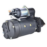 New 10 Tooth 12v Starter Fits Case Tractor 3088 3288 D-358 Diesel 1985 1990322
