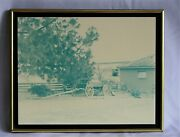 The Ranch House In Oregon Mounted Photograph From The Estate Of Bobby Doerr Mlb