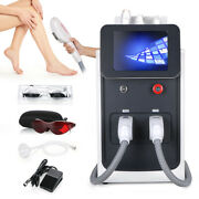 Shr Elight Ipl Permanent Hair Removal 3in1 Machine Yag Laser Tattoo Removal Spa