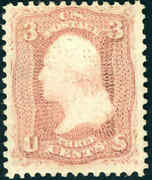 1867 3andcent C Grill 83 Og Reperf Vf Appearance Cat 5500 Cert