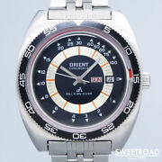 Orient Chronoace King Diver Ref.cb429-1624 Automatic Stainless Men Watch[b1105]