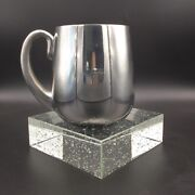 Pewter One Pint Mug Style Tankard. Made By The English Pewter Company.