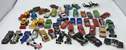 Vintage 70's-80's Lesney Matchbox And Hotwheels Lot 47 Total Diecast Superfast