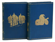 The Jungle Book By Rudyard Kipling First Edition 1st 1894 And 1895 2 Volumes
