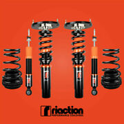Riaction Coilovers For 14-19 Mini Cooper F56 32 Way Adjustable Coilovers