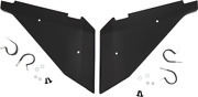 Moose Racing Front Side Doors For 16-17 Polaris Rzr 900 Xc And 16-19 Rzr 900 S Eps