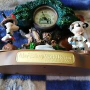 Mickey Mouse Mechanism Clock 1000 Piecies Limited Edition Very Rare