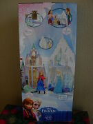 New Disney Frozen Castle And Ice Palace Play Set New Factory Sealed