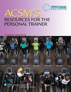 Acsmand039s Resources For The Personal Trainer By Lippincott Williams And Wilkins