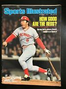 Sports Illustrated How Good Are The Reds Johnny Bench November 1 1976
