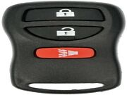 For 2004-2009 Nissan Quest 591d162573 Remote Control Transmitter For Keyless Ent