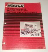 Wiseco Hi-performance Motorcycle/atv Pistons And Accessories Cb-25