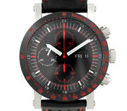 Temption Classic Formula Day Date Black Men From Japan N1108